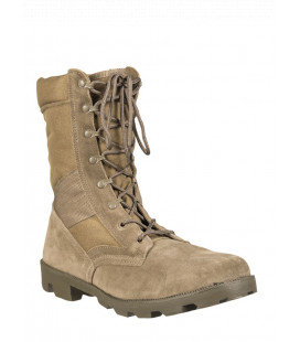 Chaussures montantes US Cordura Jungle Coyote - Surplus militaire