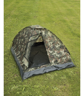 Tente Igloo camouflage Woodland US militaire - Surplus militaire