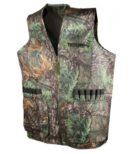 Gilet anti ronces Somlys camouflage 3DXG Chasse