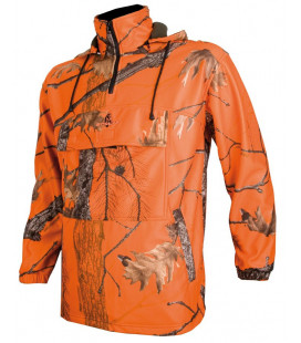 496 - Sweat polaire camouflage orange - Surplus militaire