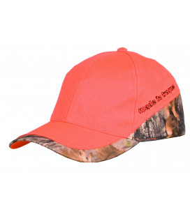 910 - Casquette orange/camouflage 3DX - Surplus militaire