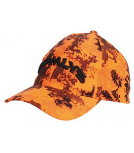 919 - Casquette pixels orange - Surplus militaire