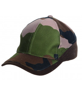 T1906 - Casquette camouflage CE Somlys