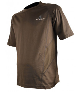 030 - Tee-shirt coton marron - Surplus militaire
