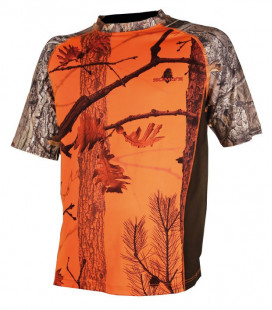 031F - Tee shirt camo orange - Surplus militaire