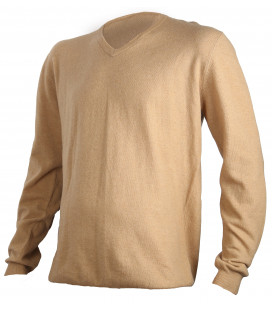 Pull chasse Somlys chaud BEIGE