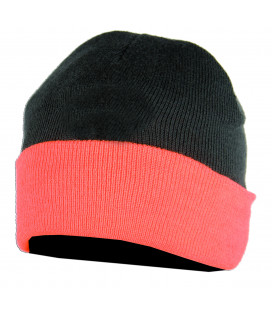 2464 - Bonnet Thinsulate réversible fluo - Surplus militaire