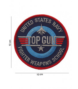 Patch Ecusson à coudre Top Gun Fighter Weapons - Surplus militaire