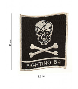 Patch Ecusson à coudre Fighting 84 - Surplus militaire