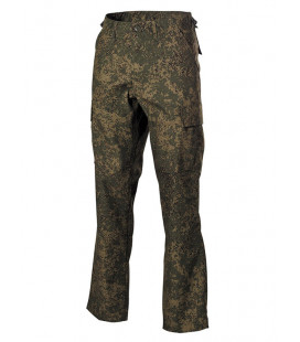 Pantalon US BDU, Type tend Digital Russe - Surplus militaire