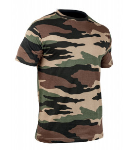 T-shirt TOE Strong Airflow militaire Cam CE - Surplus militaire
