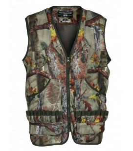 Gilet Chasse Percussion Palombe Ghostcamo Forest