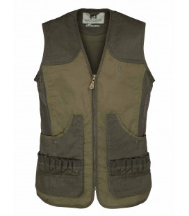 Gilet Chasse Percussion Savane