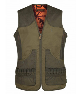 Gilet Chasse Savane Reversible Ghost Camo