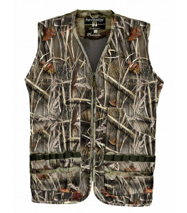 Gilet Chasse Percussion Palombe Ghost Camo Wet