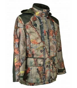 Veste Chasse Percussion Brocard Ghostcamo Forest
