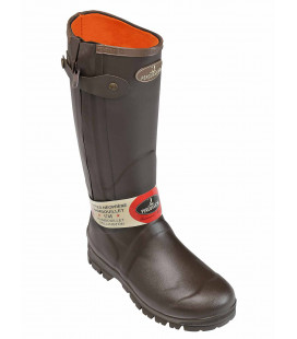 Bottes Chasse Percussion Full Zip Rambouillet