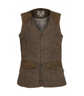 Gilet Chasse Femme Percussion Normandie