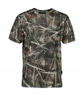 T Shirt Manches Courtes Ghost Camo Wet - Surplus militaire