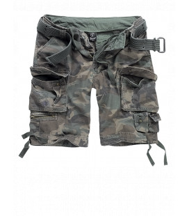 Short Brandit Savage Vintage Woodland - Surplus militaire