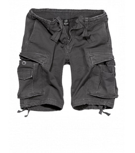 Short Brandit Vintage Anthracite - Surplus militaire