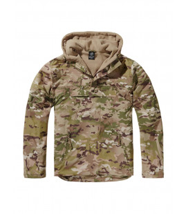 Blouson coupe vent Brandit Windbreaker Tactical camo - Surplus militaire
