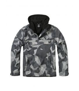 Blouson coupe vent Brandit Windbreaker Night camo digital - Surplus militaire