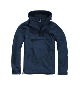 Blouson coupe vent Brandit Windbreaker Navy - Surplus militaire