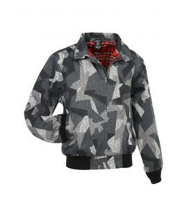 Blouson Brandit Lord Canterbury Nightcamo - Surplus militaire