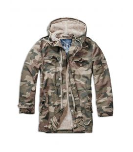 Parka Brandit BW Light woodland - Surplus militaire