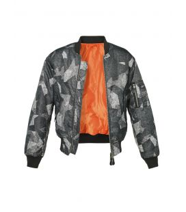 Blouson aviateur Brandit MA1 Night Camo - Surplus militaire