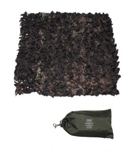 Filet de camouflage hunter marron - Surplus militaire