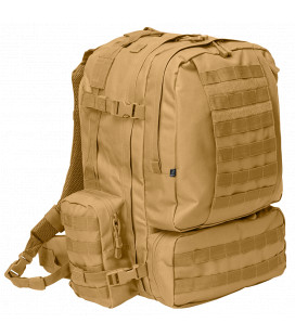 Sac Brandit 50L US Cooper 3-Day-Pack Camel