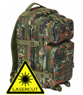 Sac à dos 25L Brandit US Cooper Lasercut medium Flecktarn - Surplus militaire