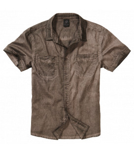 Chemise Roadstar Brandit Heavy washed