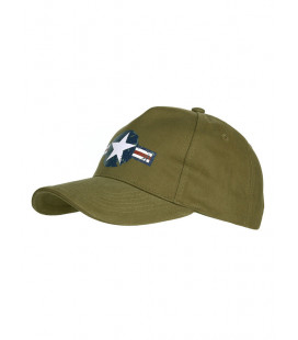 Casquette Army Baseball USAF 2eme guerre mondiale
