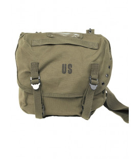 Sacoche Musette US M67 à sangle Kaki - Surplus militaire