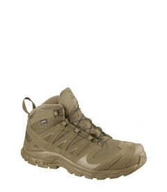 Rangers chaussure Salomon XA FORCE Mid GTX TAN