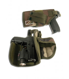Holster militaire camouflage, Attaches Molles - Surplus militaire