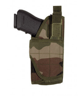 Holster militaire camouflage CE