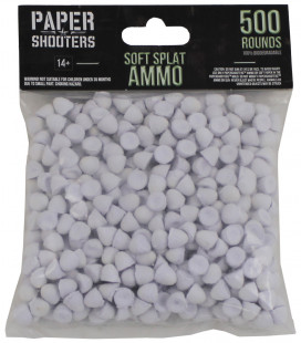 PAPER SHOOTERS, munitions, 500 pièces - Surplus militaire