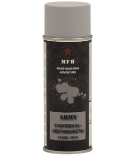spray paint armée, 400 ml, PRIMAIRE UNIVERSEL - Surplus militaire