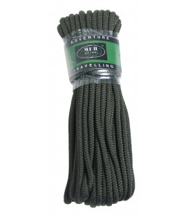 sangle, kaki, 5mm, 15 m - Surplus militaire