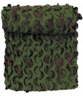 GB filet camouflage, 3 x 5 m, DPM, retardateur de flamme