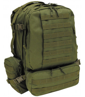 "IT sac à dos, vert, ""Tactical-Modular"""
