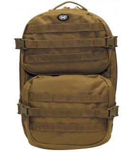 "sac à dos ""Assault II"", coyote tan"