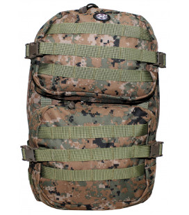 "sac a dos ""Assault II"", digital woodland - Surplus militaire"