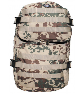 "sac a dos ""Assault II"", allemand, tropical camo - Surplus militaire"