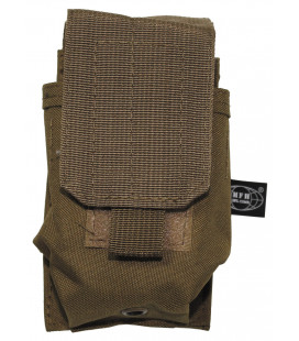 "poche chargeur, ""Molle"", petit, coyote tan"
