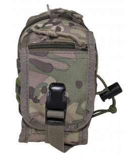 "Pochette multi-usage, ""Molle"", petit, operation camou - Surplus militaire"